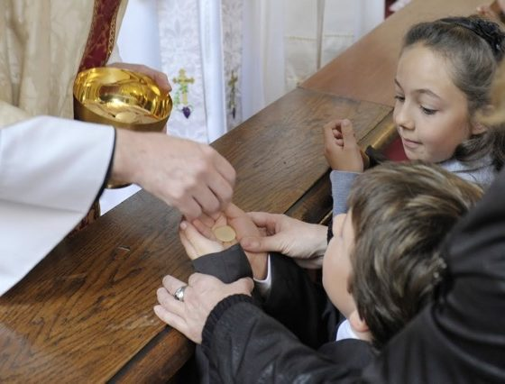 Eucharist (First Communion)